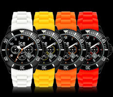 Les Ice-Chrono de Ice-Watch