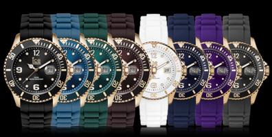 Les Ice-Style de Ice-Watch