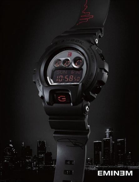 Montre Casio G-Shock GDX6900MNM Eminem
