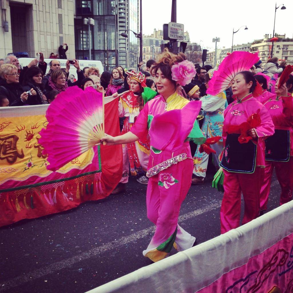 Danses Traditionnelles Chinoises par Emilie Mocellin