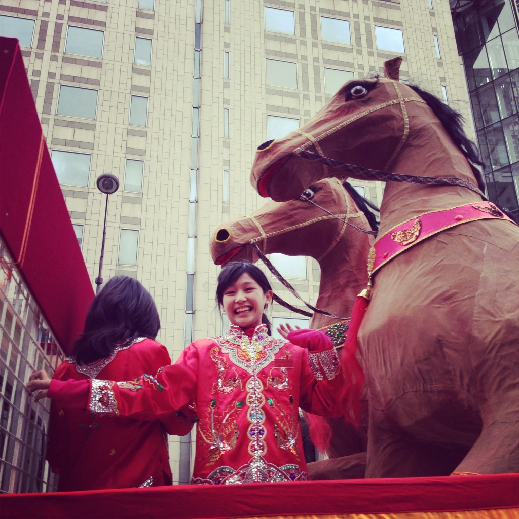 Défilé du Nouvel An Chinois 2014 par Emilie Mocellin