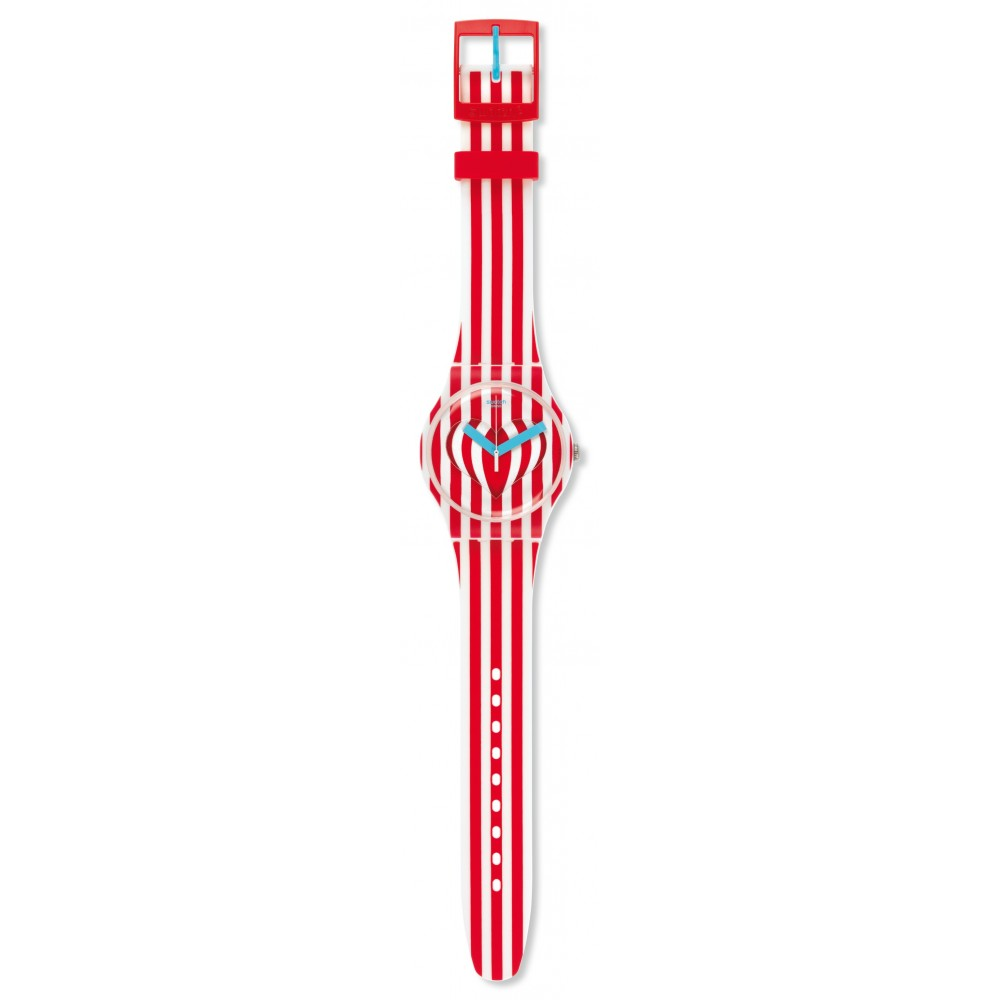 Montre Swatch Saint Valentin