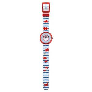 montre-flik-flak-fbnp019-pesciolini-rosso