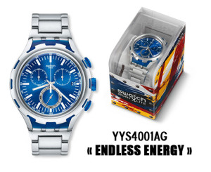 Swatch YYS4001AG Endless Energy