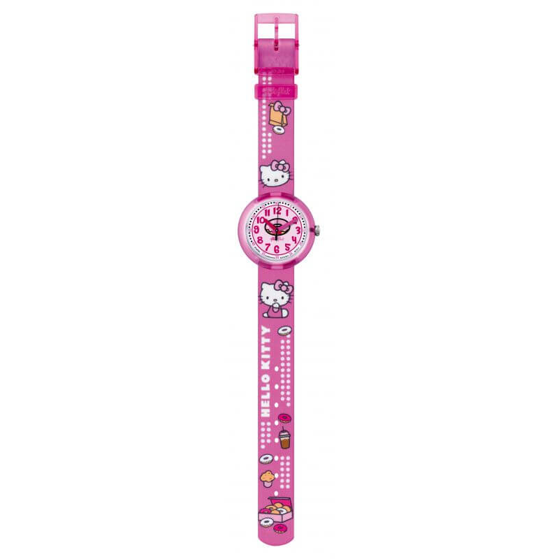 montre-flik-flak-flnp001-hello-kitty-cafe