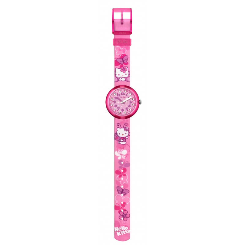 montre-flik-flak-flnp005-hello-kitty-butterfly